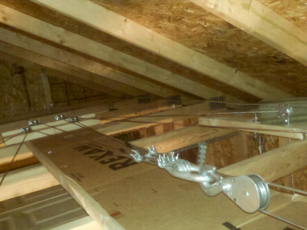 Boat Lifts Garage : Panofish garage trailer lift